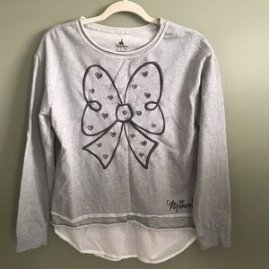 Disney Parks Minnie Crew neck